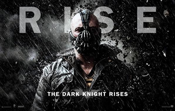 Picture batman, Batman, dark, bane, knight, rises, bein