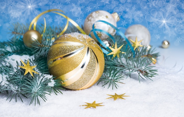 Picture balls, decoration, holiday, New Year, Christmas, Christmas, New Year, 2015
