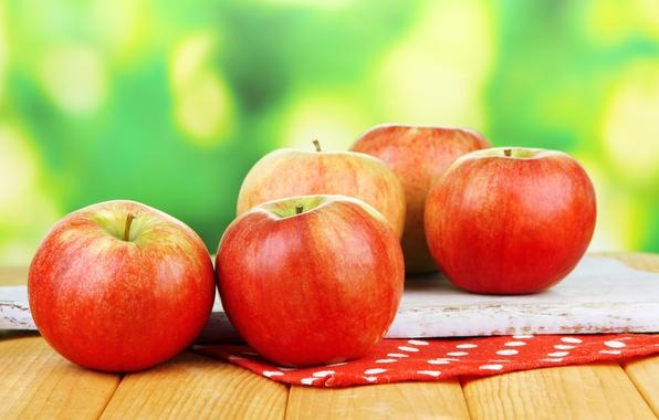 Picture autumn, apples, harvest, fruit, autumn, fruits, apples, harvest