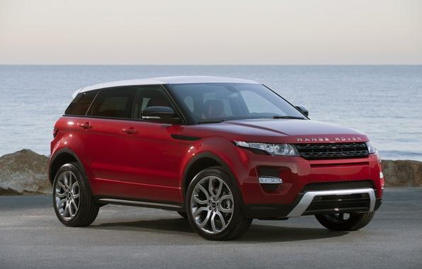 Picture Land Rover, Range Rover, Evoque, Ewok, land Rover, range Rover, Caractere