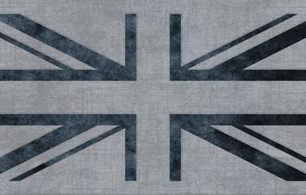 Picture flag, Great Britain, Union Jack