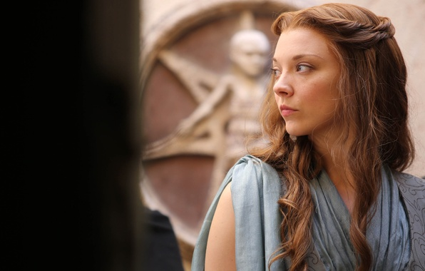 Picture fantasy, the series, brown hair, Game of Thrones, Game of thrones, Natalie Dormer, Natalie Dormer, …
