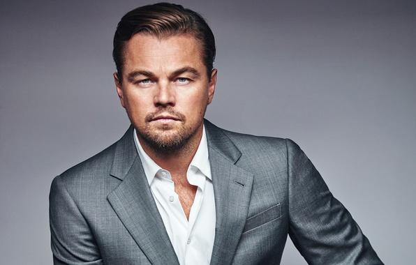 Picture background, portrait, photographer, actor, shirt, jacket, photoshoot, Leonardo DiCaprio, Leonardo DiCaprio, John Russo