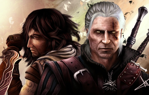 Picture Prince, the Witcher, Persia, The Outcast and, the Prince