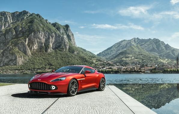 Picture Concept, Aston Martin, Aston Martin, Zagato, Vanquish, vankvish