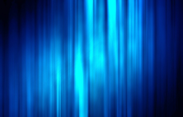 Picture line, strip, abstraction, blue, blue