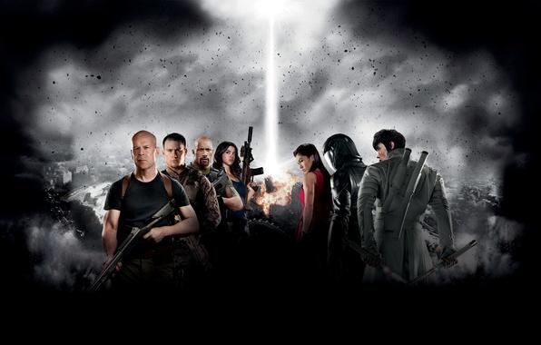 Wallpaper Paramount, Guns, Retaliation, Commander ...