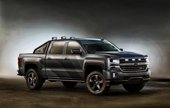 Picture Concept, Chevrolet, Chevrolet, pickup, Silverado, silverado