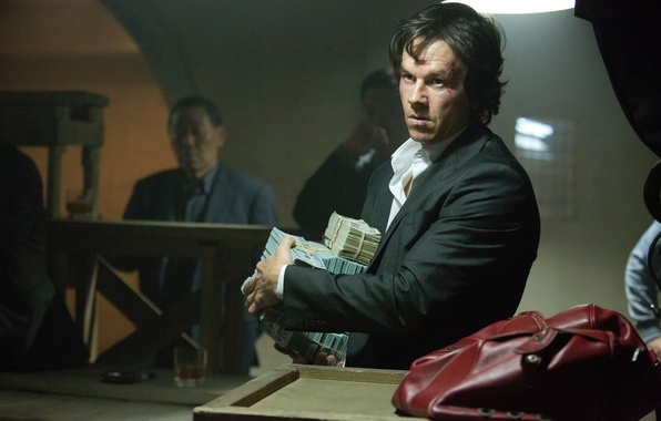 Picture money, actor, Mark Wahlberg, Player