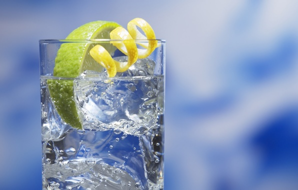 Picture background, glass, lime, drink
