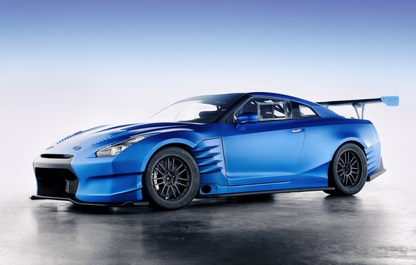 Picture Nissan, gt-r, r35, godzilla, The R's Tuning's BenSopra GT-R build