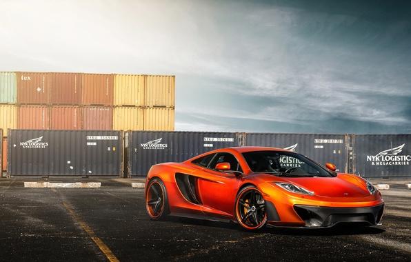 Picture supercar, tuning, rechange, vorsteiner, McLaren, mp4-12c, mclaren mp4-vx