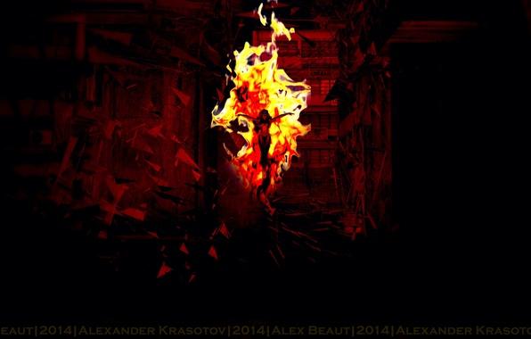 Wallpaper X-men, Jean Grey, Dark Phoenix, Marvel Girl, Red Eyes ...
