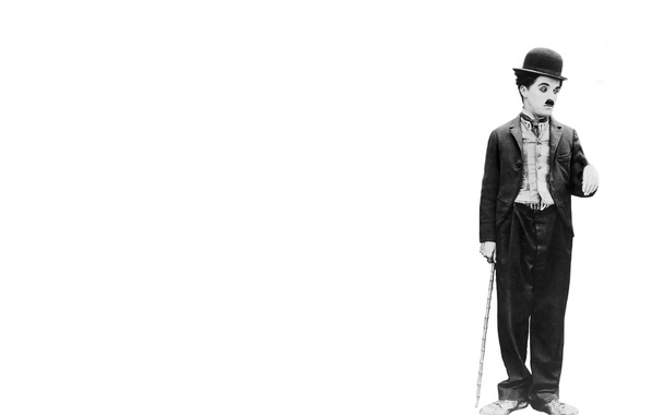 Picture hat, actor, comedian, Charlie chaplin, Charlie Chaplin
