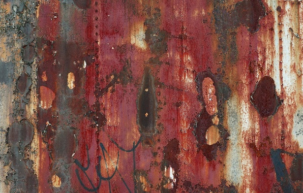 Picture background, texture, rust