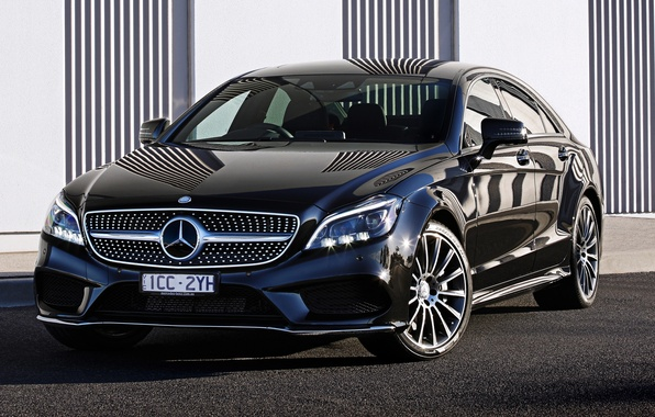 Picture Mercedes-Benz, Mercedes, AMG, AMG, C218, AU-spec, Benz, 2015, CLS 500, Sport Package