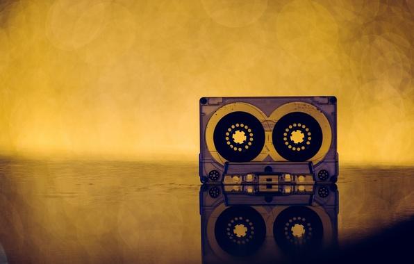 Retro Music Wallpaper: Wallpaper Retro, Music, Background, Cassette Images For