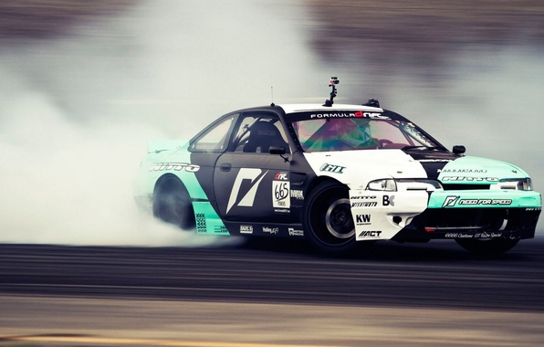 Picture Nissan, Desktop, Skid, Drift, Silvia, Nissan, Drift, Car, Car, Beautiful, Long Beach, Wallpapers, S14, Wallpaper, …