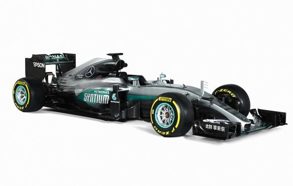 Picture formula 1, Mercedes, the car, Mercedes, Formula 1, AMG, W07