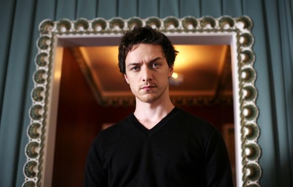 Photo wallpaper Professor X, actor, James Mcvoy