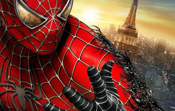 Picture spider-man, marvel, comics, spider-man