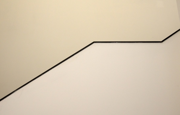 Picture wall, minimalism, line