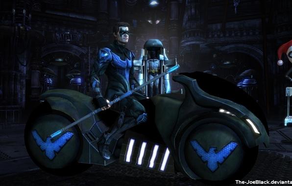 Photo Wallpaper Batman Justice League Injustice Gods Among Us DC Comics