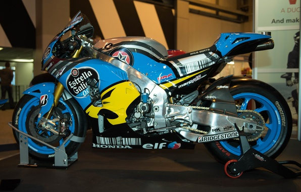 Picture design, motorcycle, exhibition, Honda