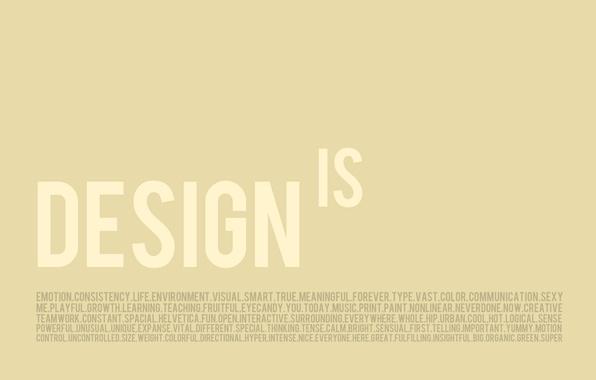 Picture design, letters, creative, minimalism, words, design