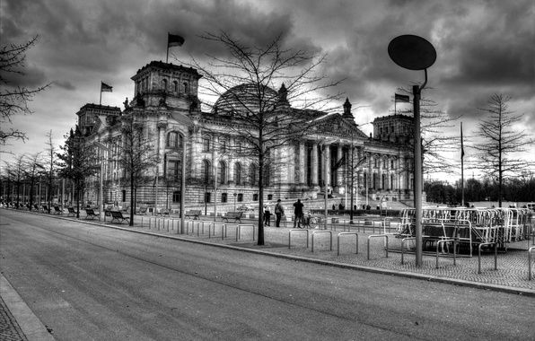 Picture Germany, Berlin, The Reichstag