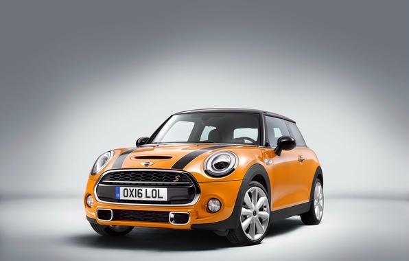 Picture background, Mini, mini, Cooper, Cooper S, F56