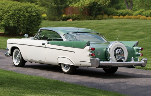 Picture background, Dodge, Dodge, rear view, Coupe, Hardtop, 1958, Royal Lancer