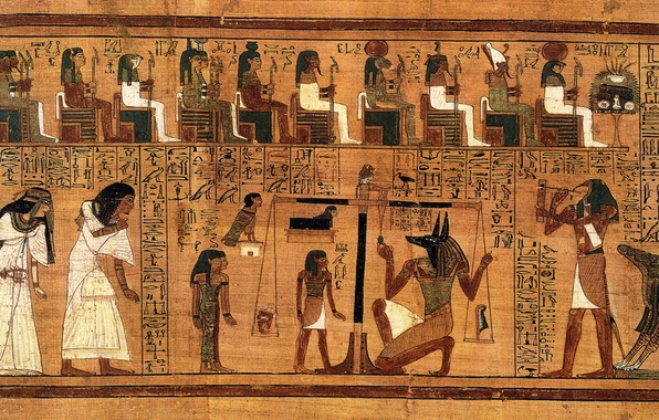 Egyptian Hieroglyphics Wallpaper 82574