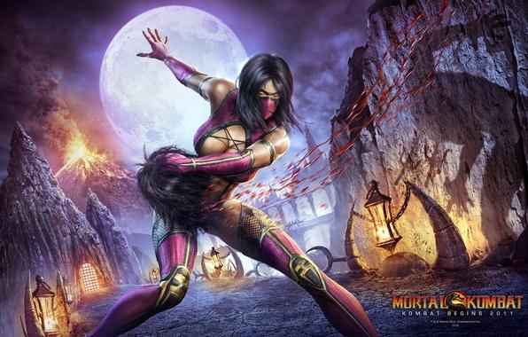 Picture Mortal Kombat, Mortal Kombat, Mortal Kombat, Nine, Milena