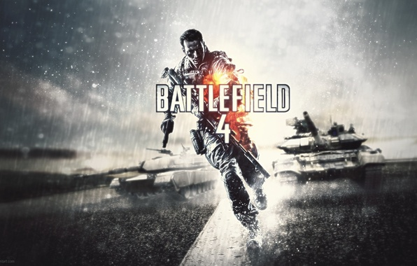Download Wallpaper 1280x1280 Battlefield 4 Game Ea: Wallpaper War, Tank, Xbox 360, Electronic Arts, 2013, DICE