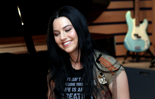 Picture singer, Amy Lee, Evanescence, Amy Lee