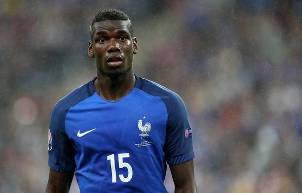 Wallpaper Football, France, Player, France, Football, Paul