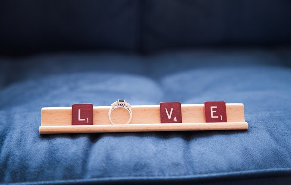 Picture love, letters, photo, ring, love