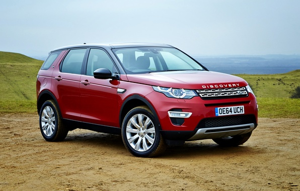 Picture Land Rover, Discovery, Sport, discovery, 2015, HSE, land Rover, SD4, L550