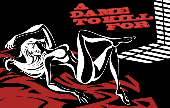 Picture woman, Sin City, Frank Miller, A Dame to Kill For, Sin city: a Dame, for …