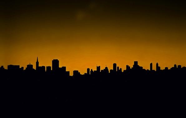 Picture city, the city, CA, USA, USA, San Francisco, California, San_Francisco