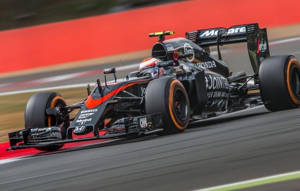 Picture sport, Jenson Button, F1