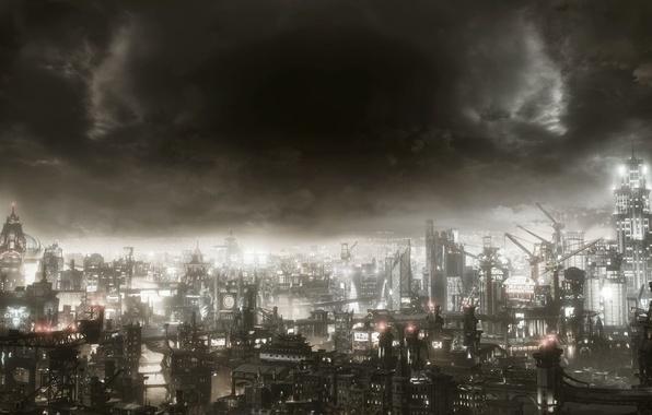 Picture Gotham, Warner Bros. Interactive Entertainment, Rocksteady Studios, Batman: Arkham Knight, Batman: Arkham Knight, Batman: Arkham
