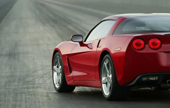 Picture road, Corvette, Chevrolet