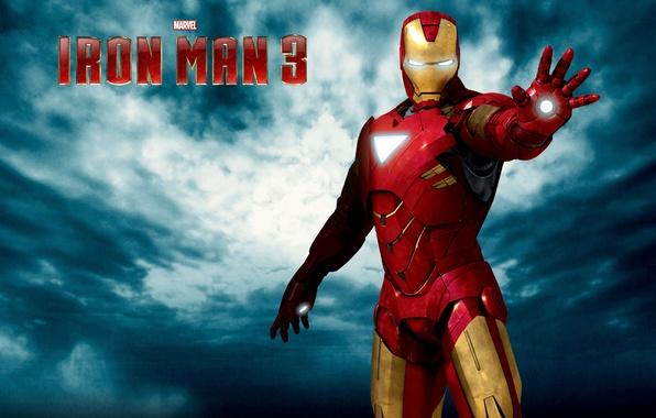 Picture fiction, costume, poster, Marvel, comic, Tony Stark, Iron man 3, Iron Man 3