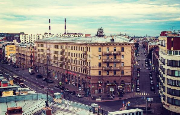 Picture Home, Peter, Street, Roof, Saint Petersburg, Building, Russia, SPb, St. Petersburg, spb, Leningrad