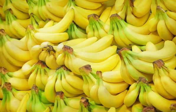 Picture texture, bananas, fruit, a lot, Fruit, Bananas