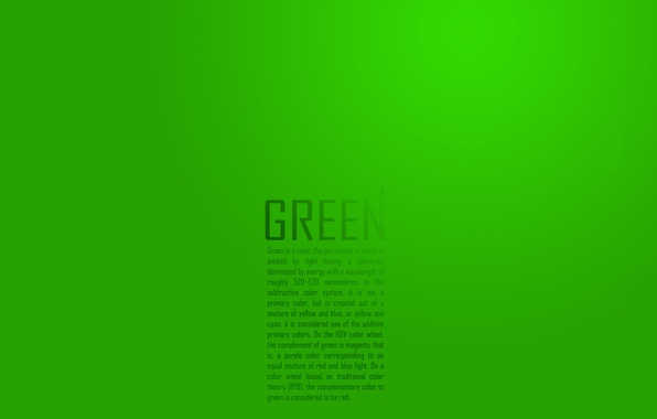 Picture letters, minimalism, characters, green, words, lyrics, phrase, designation, green minimalism words