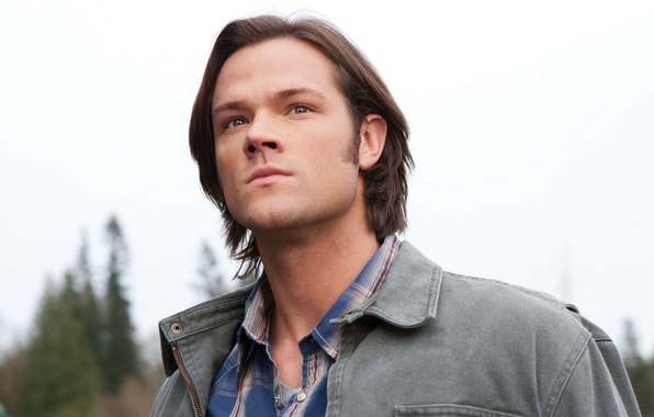 Picture actor, supernatural, Sam, supernatural, over the padalecki jared, Jared padalecki