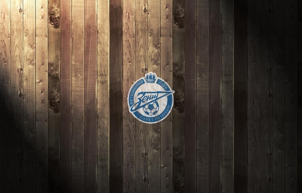 Picture rays, light, tree, Wallpaper, football, Board, logo, club, emblem, Zenit, Zenit, FC Zenit